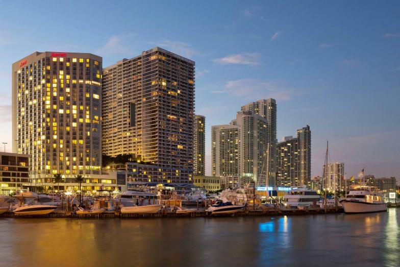 Marriott Miami Key Biscayne