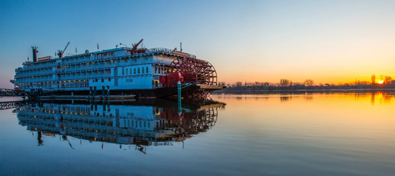 American Queen Steamboat Company steamboat