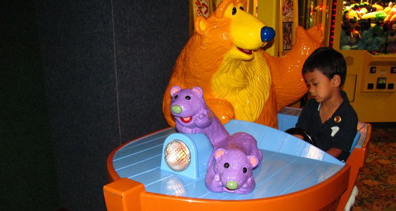 Grizzly Game Arcade