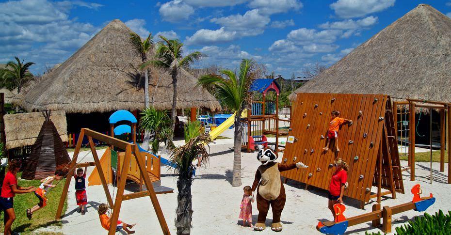 Playground at the Grand Palladium Colonial Resort