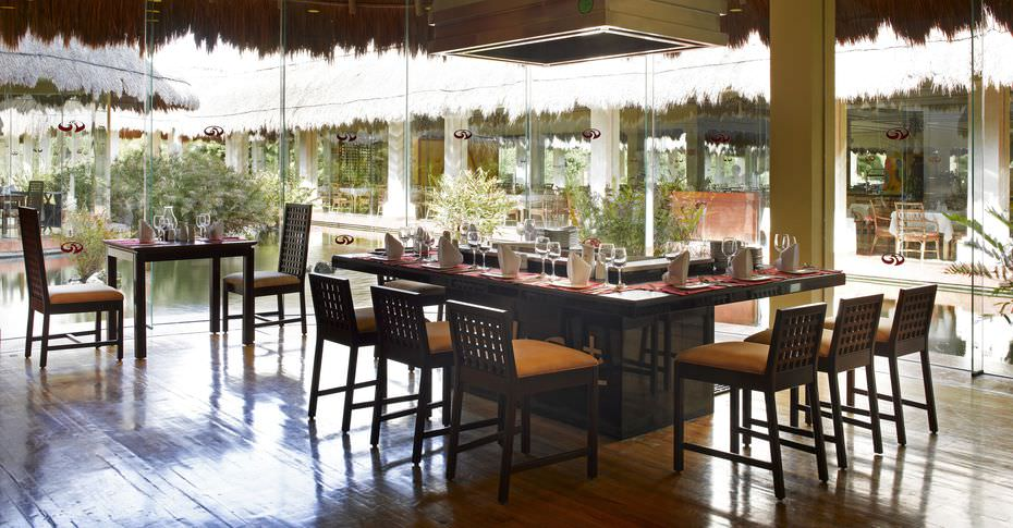 Sumptuori is a great dining option for families traveling with kids.