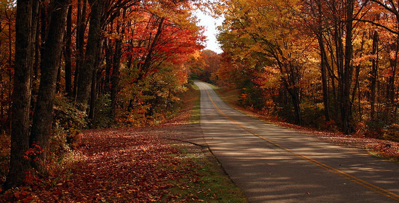 blue ridge parkway`