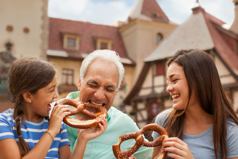Dine and save at the Disney World Resort