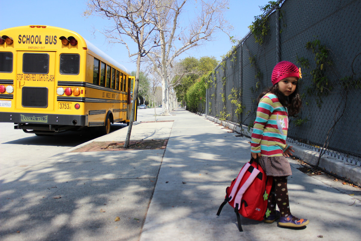 There are ways for families to travel, even when school is in session.