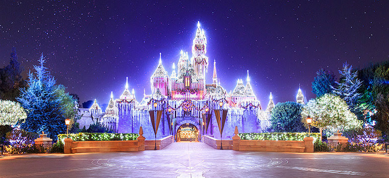 Holidays at the Disneyland Resort, Anaheim