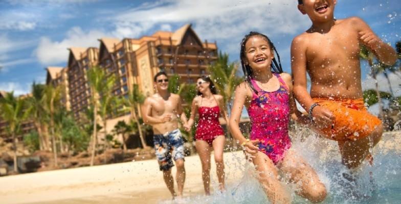 beach hotel deals 2014: Disney's Aulani