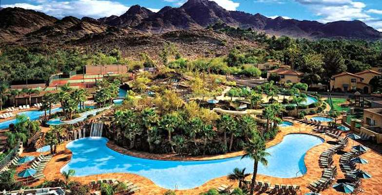 Summer Vacation Savings: Pointe Hilton Squaw Peak Resort