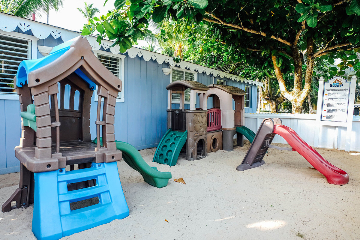 Playground at the Bahia Scouts MiniClub