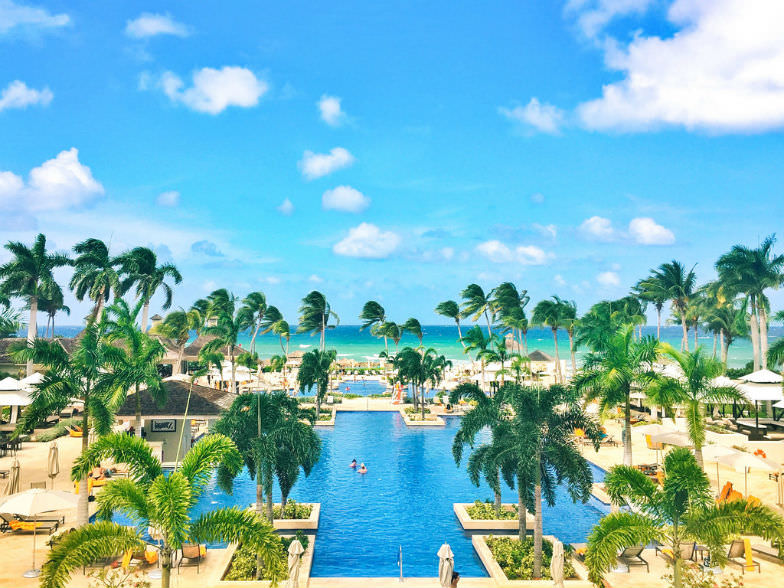 Hyatt Ziva Rose Hall in Montego Bay is a fantastic resort for families with kids.