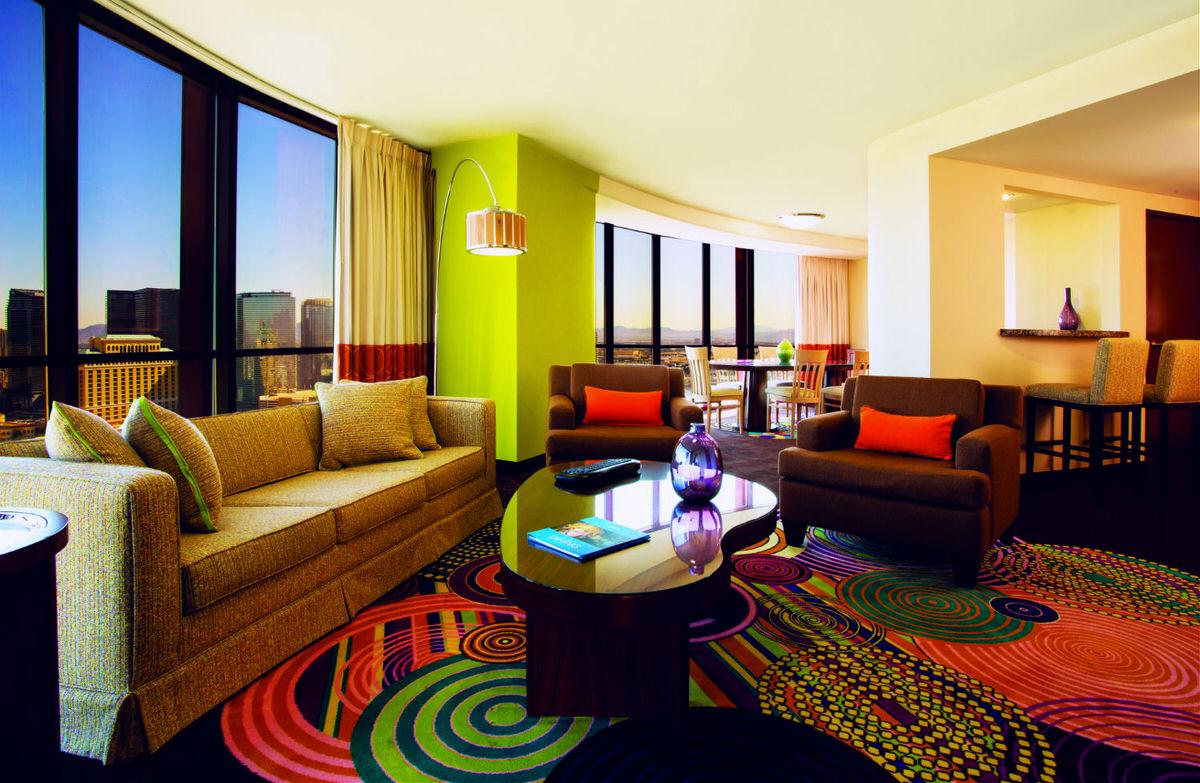 Rio Masquerade Suite at Rio All-Suite Las Vegas Hotel & Casino