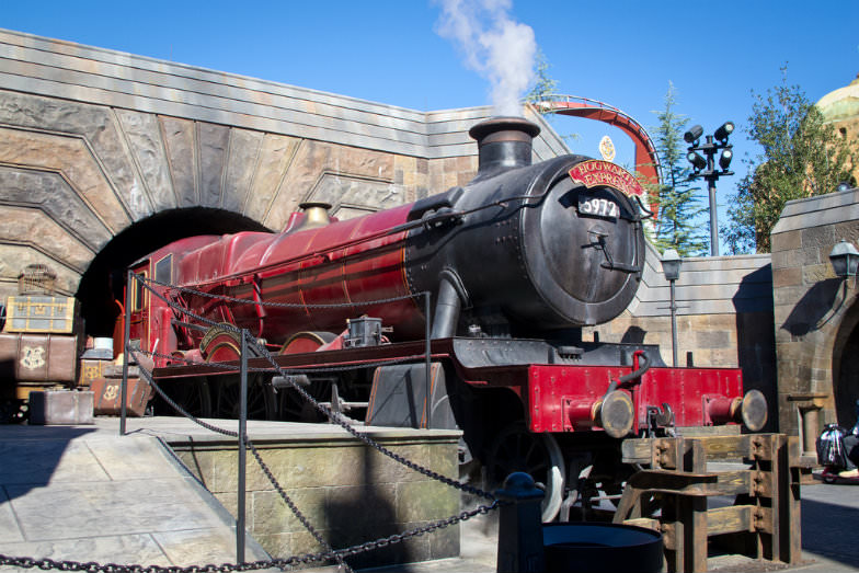 Hogwarts Express at Universal's Wizarding World of Harry Potter