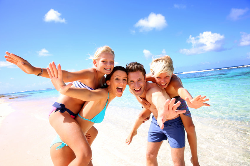 How to Plan and Book a Family Vacation Minus the Stress