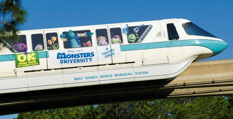 Disney's Monstrous Summer