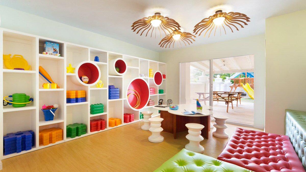 Hyatt Ziva Rose Hall's Kidz Club is one of the resort's best kid-friendly amenities.