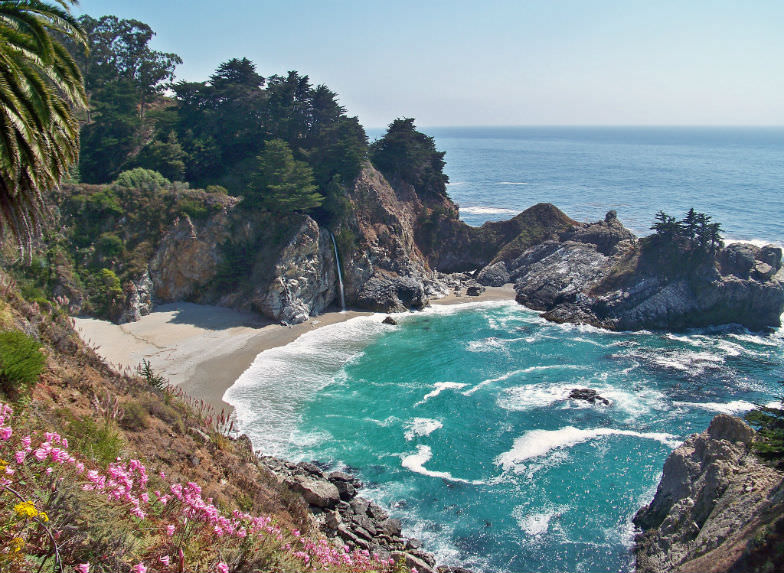 Big Sur on the Pacific Coast Highway