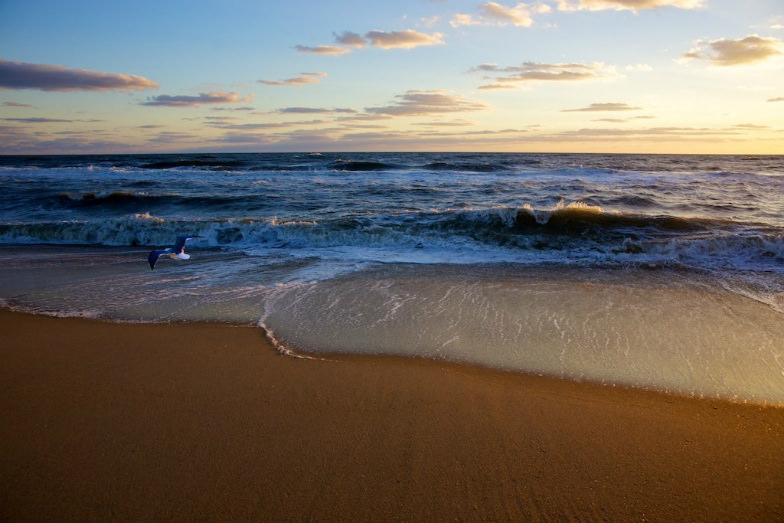Sunrise in Outer Banks, North Carolina