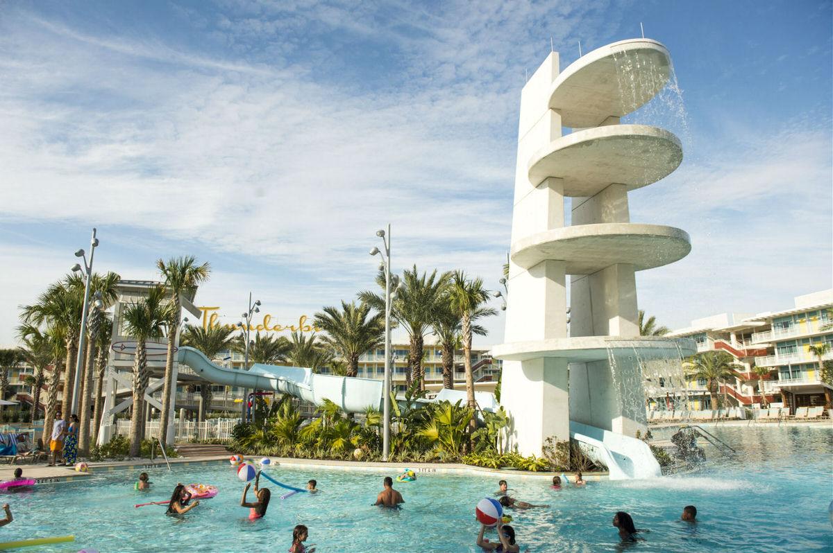 Universal's Cabana Bay Resort