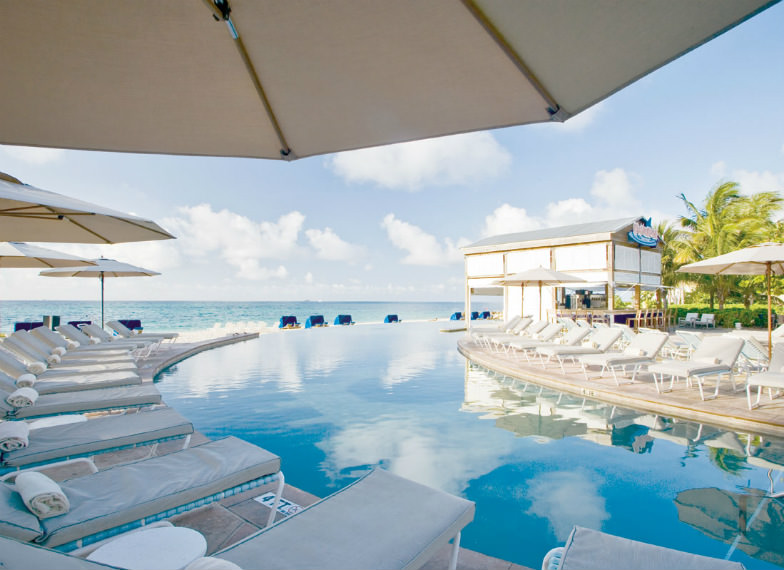 Lounge by the Pool at Grand Lucayan