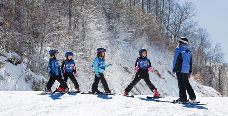 Southeast Ski Resorts: Cataloochee Ski Resort