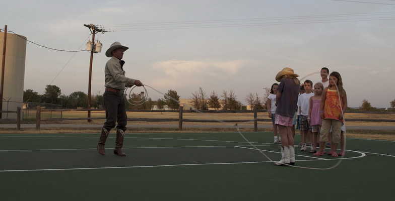 Cowboys and Kids