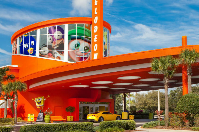 Nickelodeon Suites Resort Orlando