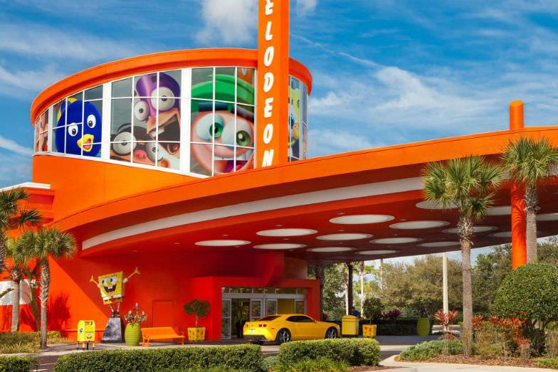 Nickelodeon Suites Resort Orlando