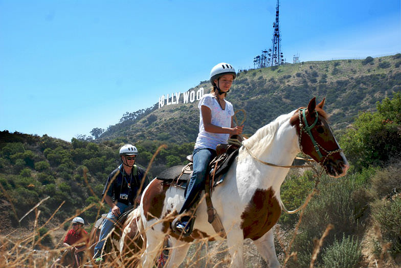 See Griffith Park on horseback with Sunset Ranch Hollywood