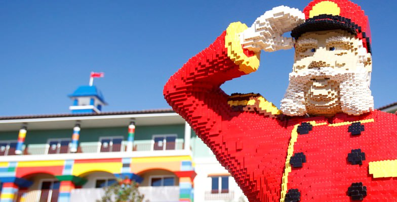 Review of LEGOLAND Hotel, Carlsbad, California