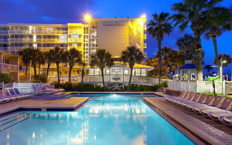 Tradewinds Island Grand Resort in St. Pete Beach, Florida