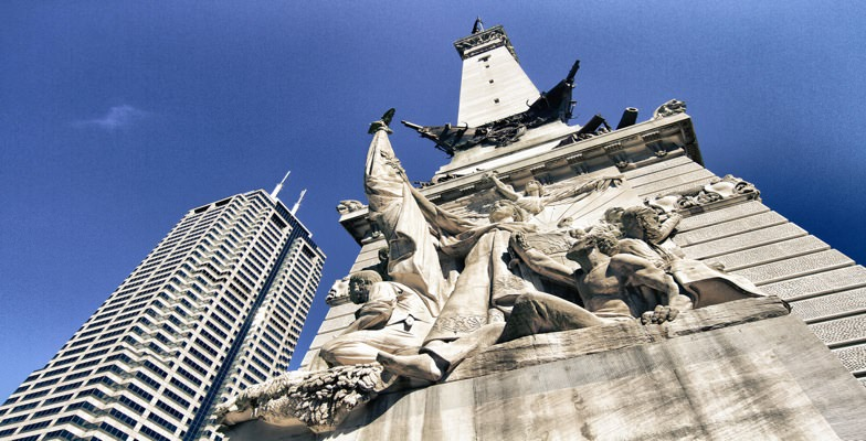 free Indianapolis: Soldiers and Sailors Monument