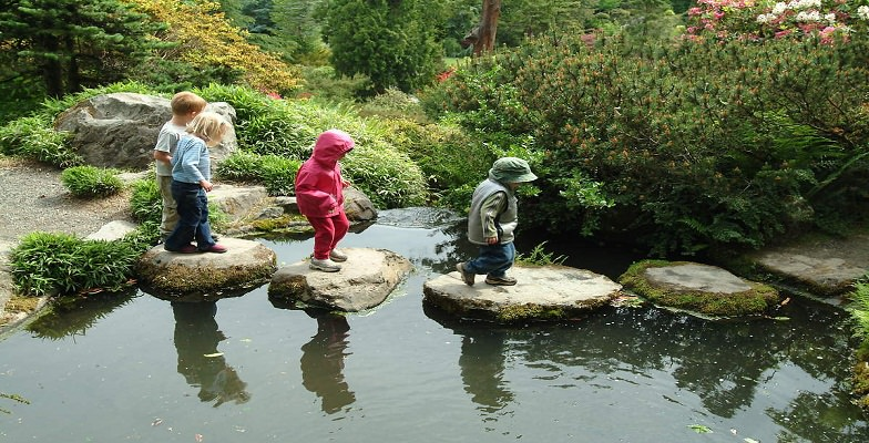 free Seattle: Kubota Garden