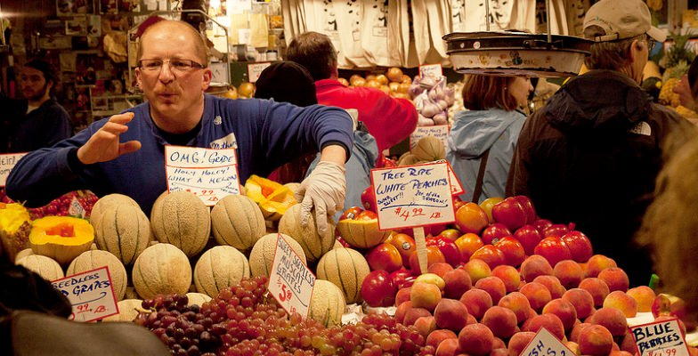 free Seattle: Pike Place Market