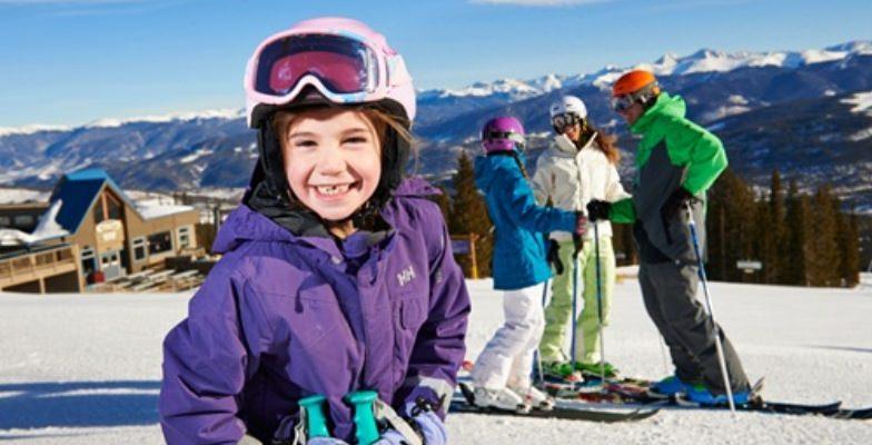late-season skiing: Breckenridge