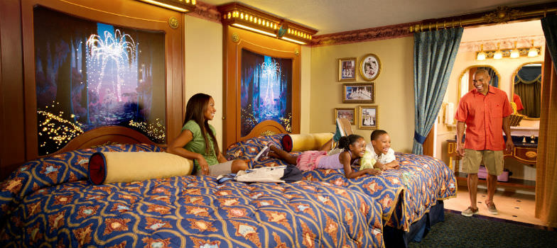 Enjoy the perks of on-site hotels at discounted prices.