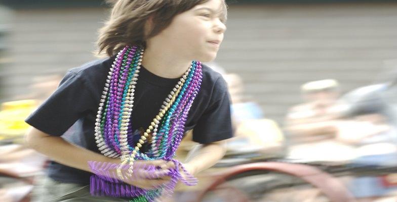 Mardi Gras with Kids