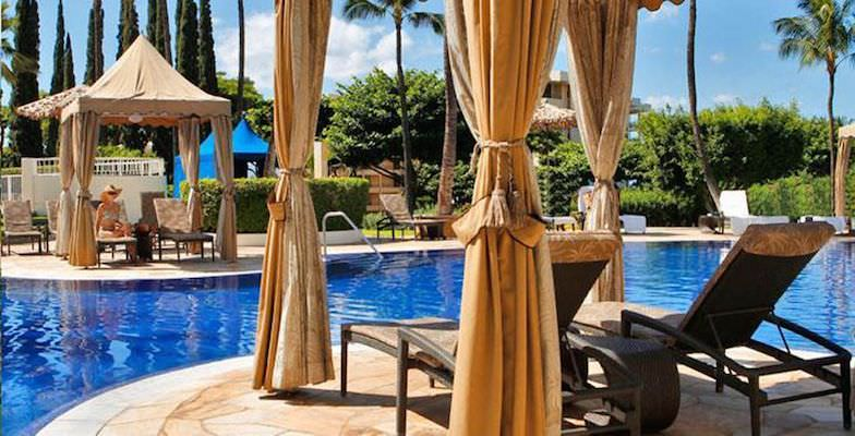 Maui hotel pools: Fairmont Kea Lani