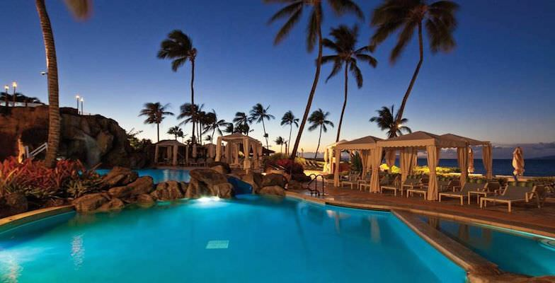 Maui hotel pools: Four Seasons Resort Maui