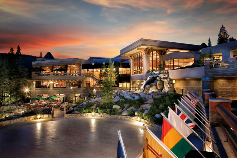 Resort at Squaw Creek in Tahoe