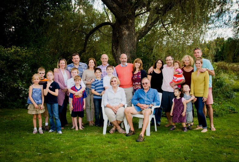 Tips for a successful multi-generational holidays