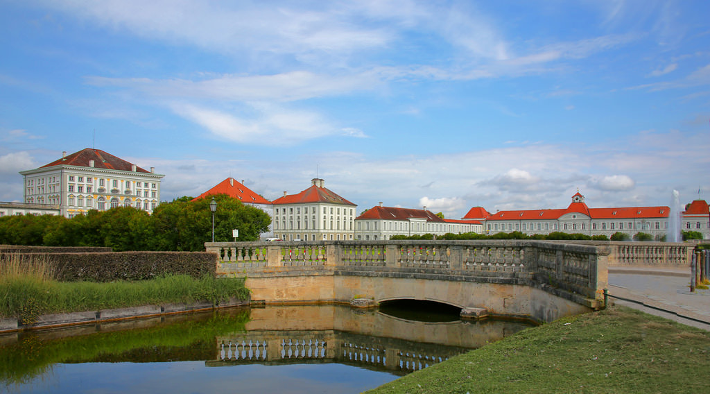 Nymphenburg Palace is one of Munich's historical sites to visit with teens.