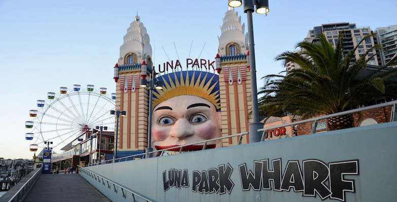 Summer in NYC: Luna Park