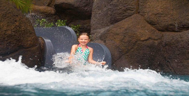 Oahu hotel pools: Hilton Hawaiian Village