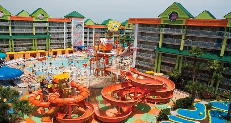 best hotel pools in Orlando