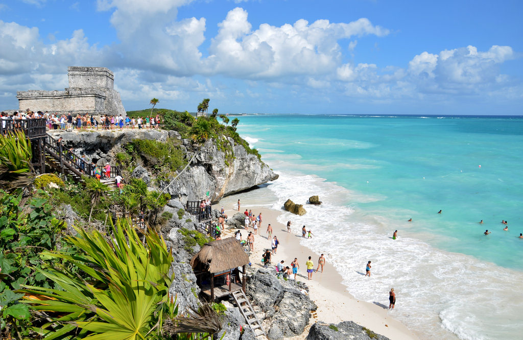 Riviera Maya may be an overrated Caribbean destination, but it's hard to resist its pull.