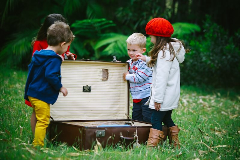 Follow these packing tips for no-hassle traveling with the kids.