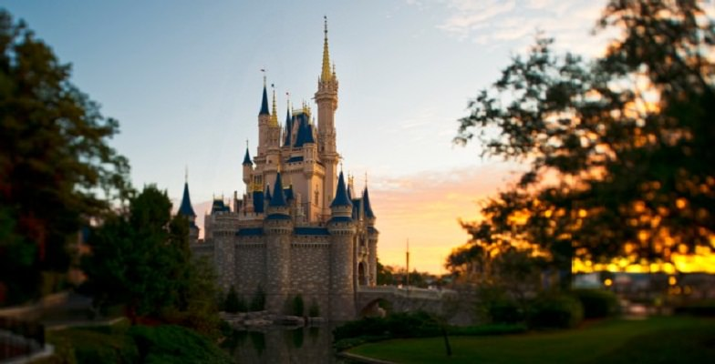 Disney's holiday season