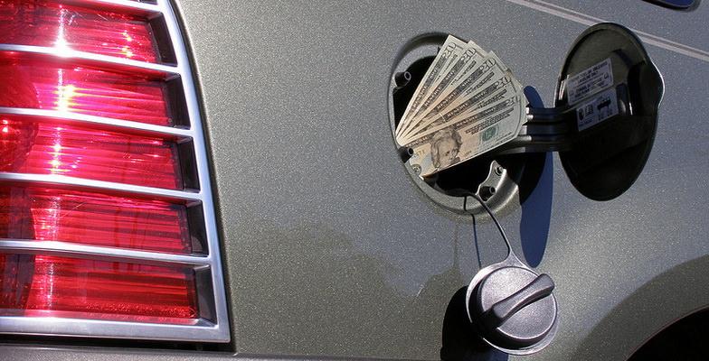 save money on gas