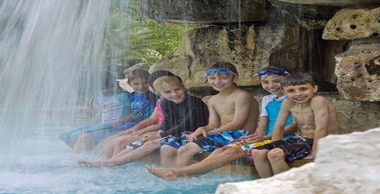 best hotel pools San Antonio: La Cantera Hill Country