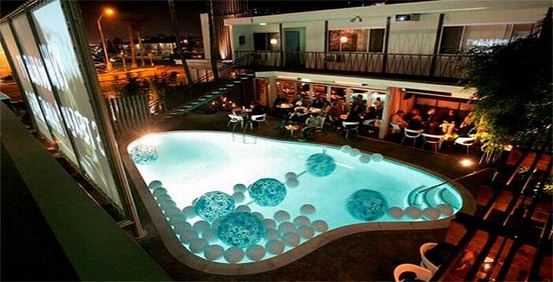 best hotel pools in San Diego
