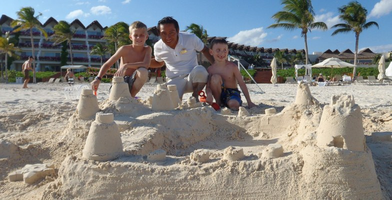 Grand Velas: Riviera Maya all-inclusive